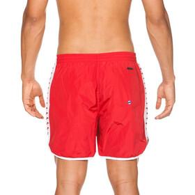 arena Team Stripe Boksershorts Herrer, red/white/red